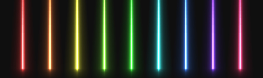 Laser attenuation